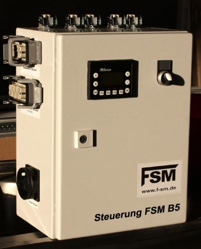 FSM Jörg Braband - Steuerung zur KEG-Reinigung incl. Schaltkasten